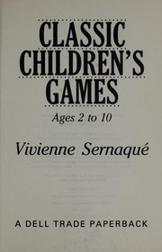 Classic childrens games