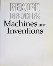 Cover of: Machines and Inventions