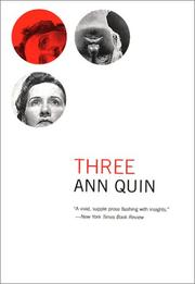 Three by Ann Quin