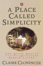 A place called simplicity PDF