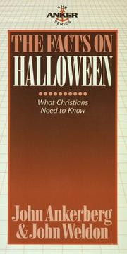 The facts on Halloween by John Ankerberg