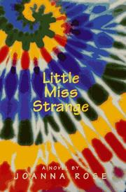 Little Miss Strange PDF