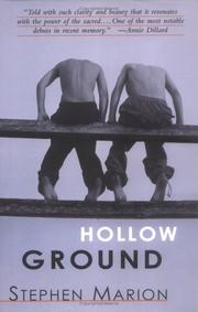 Hollow Ground PDF