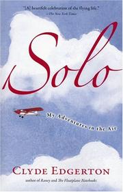 Solo by Clyde Edgerton