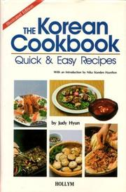 The Korean cookbook PDF