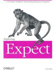 Exploring expect by Don Libes