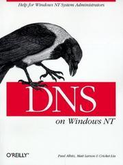 DNS on Windows NT PDF