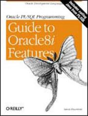 Oracle PL/SQL programming by Steven Feuerstein