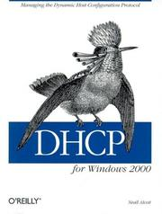 DHCP for Windows 2000 PDF