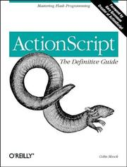 ActionScript by Colin Moock