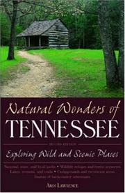 Natural wonders of Tennessee PDF