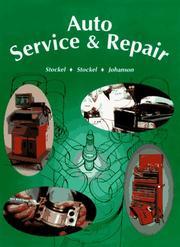 Auto service and repair PDF