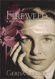 Cover of: Fireweed by Gerda Lerner