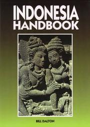 Indonesia handbook by Bill Dalton