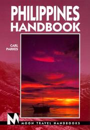 Philippines handbook by Harper, Peter