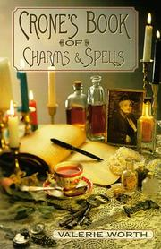 The crone's book of charms & spells PDF