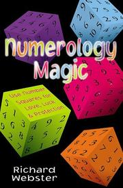 Numerology magic by Webster, Richard