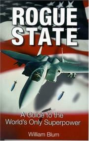 Rogue State by William Blum, William Blum