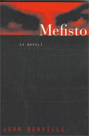 Mefisto by John Banville