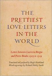 The prettiest love letters in the world by Lucrezia Borgia