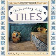 Country Floors' decorating with tiles by Roslyn Siegel