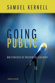 Going public by Samuel Kernell