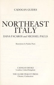 Cover of: Northeast Italy