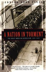 A nation in torment by Edward Robb Ellis