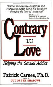Contrary to Love by Patrick Carnes