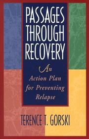 Passages through recovery by Terence T. Gorski