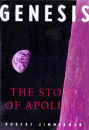 Cover of: Genesis: The Story of Apollo 8 by Robert Zimmerman