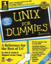 UNIX for dummies by John R. Levine