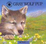 Gray Wolf Pup by Doe Boyle