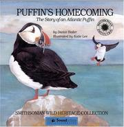 Cover of: Puffin's Homecoming by Darice Bailer
