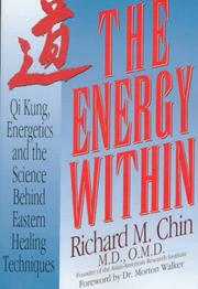 The energy within by Richard Chin