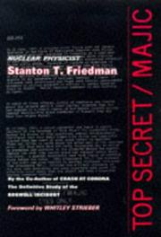Cover of: Top secret/MAJIC by Stanton T. Friedman