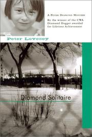 Diamond solitaire by Peter Lovesey, Peter Lovesey