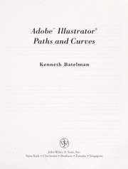 Adobe Illustrator paths and curves
