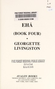 Cover of: Ehā | Georgette Livingston