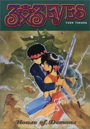 Cover of: 3 x 3 Eyes by Yuzo Takada