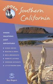 Hidden Southern California PDF