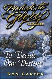 To decide our destiny PDF