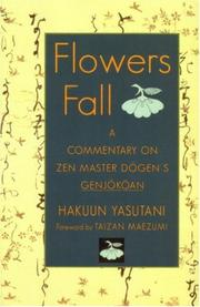 Flowers fall by Hakuun Yasutani