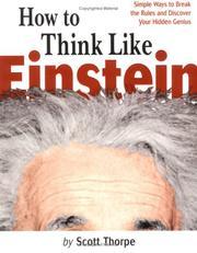 How to Think Like Einstein PDF