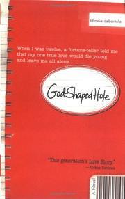 God-shaped hole PDF
