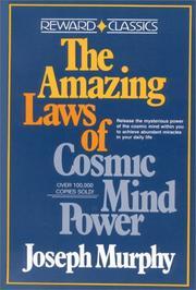 AMAZING LAWS OF COSMIC MIND POWER PDF