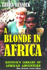 A Blonde in Africa (Resnick Library of African Adventure) PDF