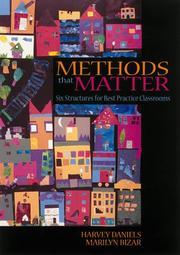 Methods that matter PDF