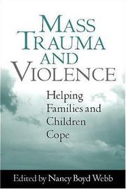 Mass Trauma and Violence PDF