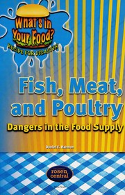Fish, meat, and poultry